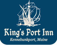 logo for King's Port Inn