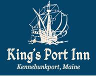 logo for King's Port Inn